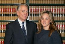 Bankruptcy Team Gregg Neuhaus and Missy Nelson